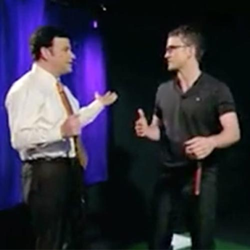 ABC LATE NIGHT TREATS AUDIENCE TO KIMMELTIMBERLAKE CLOSEST TO THE HOLE SHOWDOWN