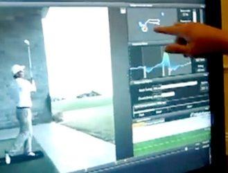 Full Swing Video Swing Analysis: PGA Expo demo.