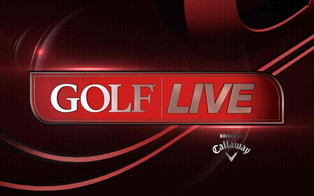 Full Swing Golf Simulator Now Featured on the Golf Live Show
