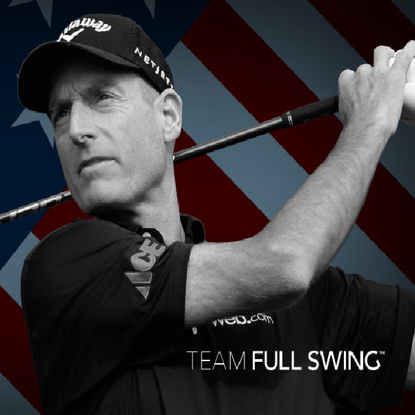FULL SWING AND JIM FURYK ANNOUNCE NEW MULTI-YEAR PARTNERSHIP