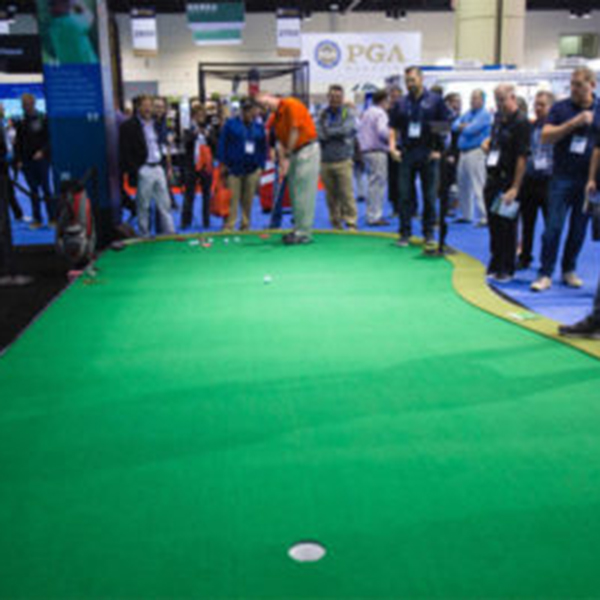 Virtual Green and Golf Channel Partner to Feature Virtual Green Indoor Putting Technology