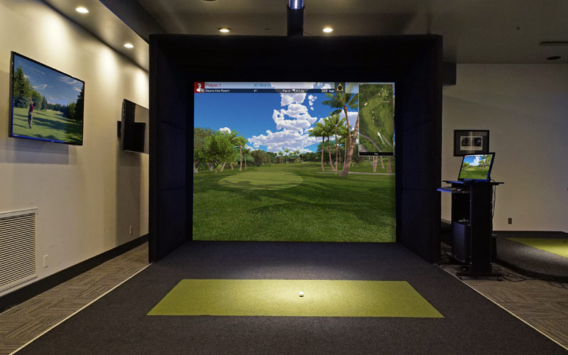 GOLF SIMULATOR LEADS TO FIRST, SECOND AND THIRD WIN FOR YOUTH