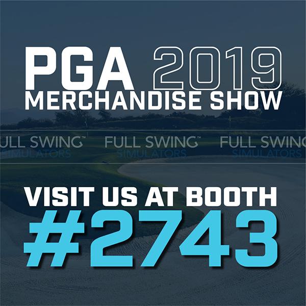 Visit Us At The PGA Show 2019