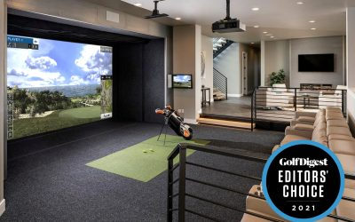 Full Swing Wins Golf Digest Editors' Choice for Best Golf Simulator
